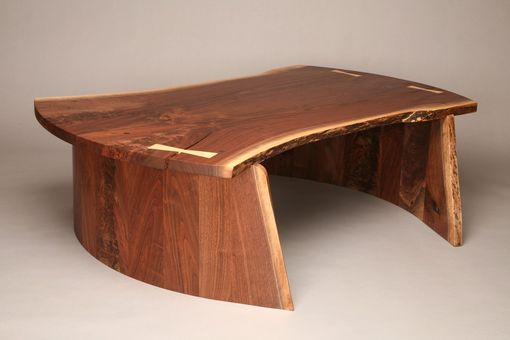 Custom Made Walnut Low Table