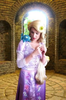 Custom Made Rapunzel Tangled Adult Custom Costume A In Your Size