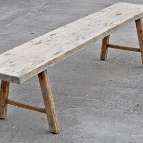 Prime Reclaimed Wood Benches Barnwood Benches Custommade Com Gmtry Best Dining Table And Chair Ideas Images Gmtryco