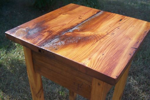 Custom Made Side Table / Lamp Table / End Table