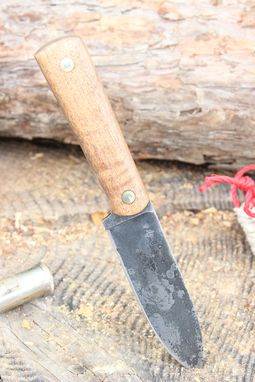 Custom Made Wilderness Classic Knife Handmade Bushcraft Wilderness Survival Williams Built Blades Hunting