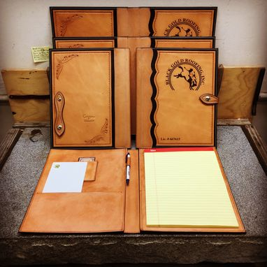 Custom Made Legal Pad Cover & Portfolio