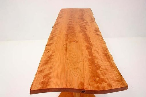 Custom Made Entrance Table Cherry & Maple