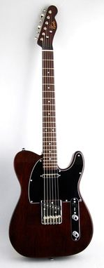 Custom Made Bramlett Electric Guitar