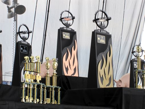 Custom Made World Championship Barbecue Trophies