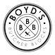 Boyd's Butcher Blocks in