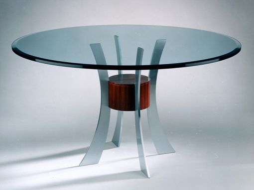 Custom Made Sabre Dining Table
