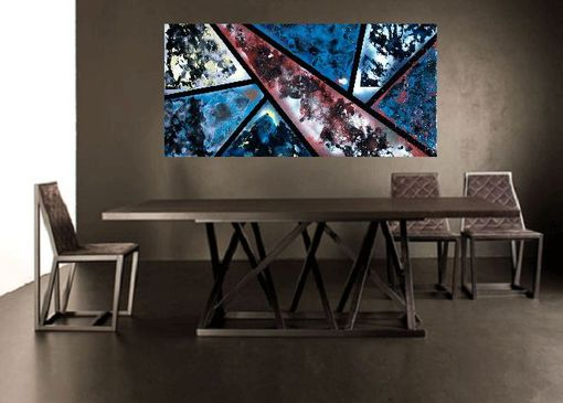 Custom Made Large Abstract Artwork