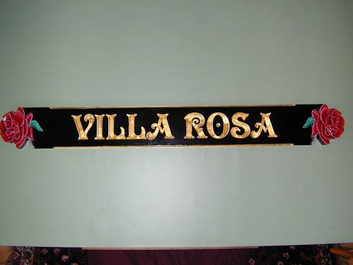 Custom Made Villa Rosa