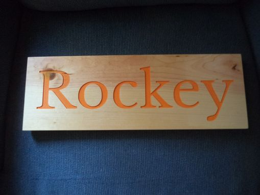 Custom Made Horse Stall Signs, Horse Signs, Stall Signs
