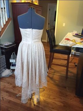 Custom Made Formal Dress, Wedding Dress