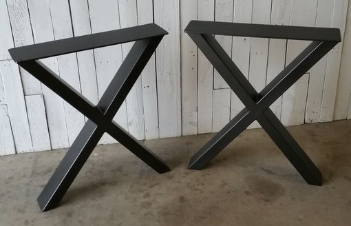 Custom Made Metal Table Legs (Alexander)