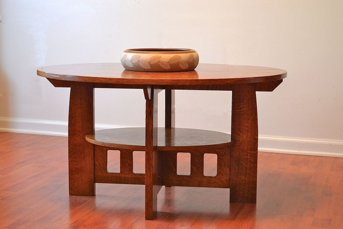 - Buy A Custom Craftsman Style Coffee Table, Made To Order From New