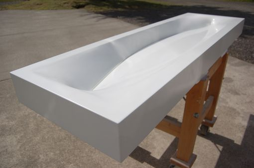 Custom Made Convergence Concrete Sink