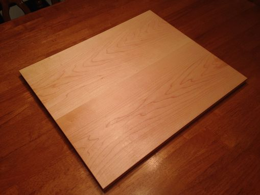 Custom Made Pull-Out Cutting Board
