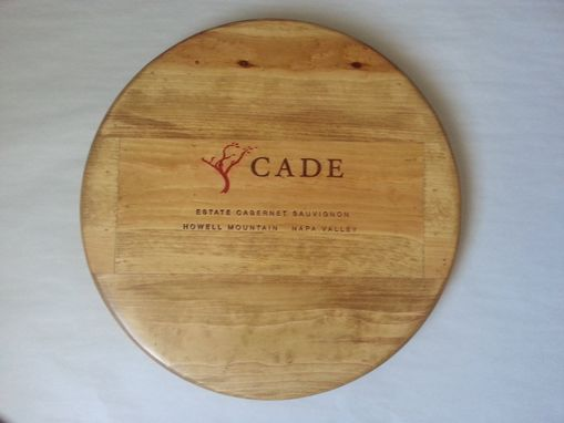 Custom Made Cade Lazy Susan 16""