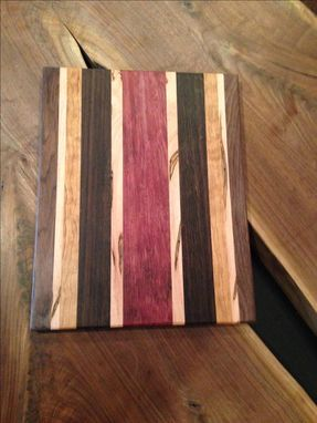 Custom Made Cutting Board Wayne