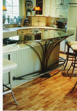 Custom Made Kitchen Counter