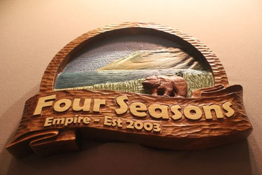 Custom Made Custom Carved Wood Signs | Handmade Wooden Signs | Hand Crafted Signs | Home Signs