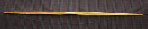 Custom Made Osage Orange Longbow