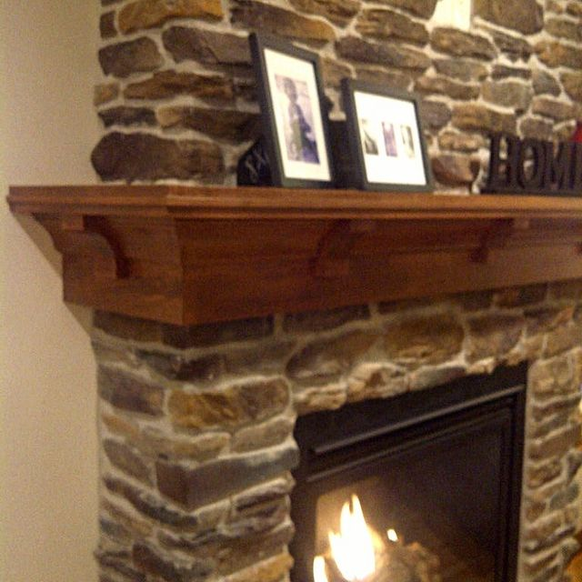 wrap around fireplace mantel. Hand Crafted Maple Mantel  Craftsman Style by Custom Woodgrains CustomMade com
