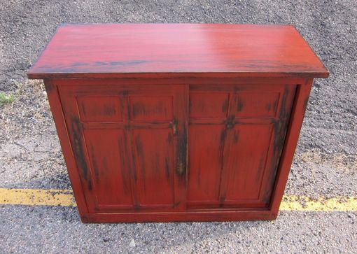 Custom Made Milk Painted Sideboard