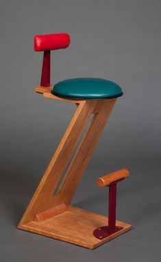 Custom Made Kitchen Bar Stools