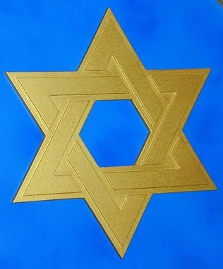 Custom Made World Religious Symbols - Judaism