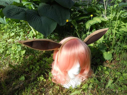 Custom Made Eevee Cosplay Ears