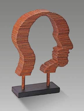 Custom Made Headspace Sculpture