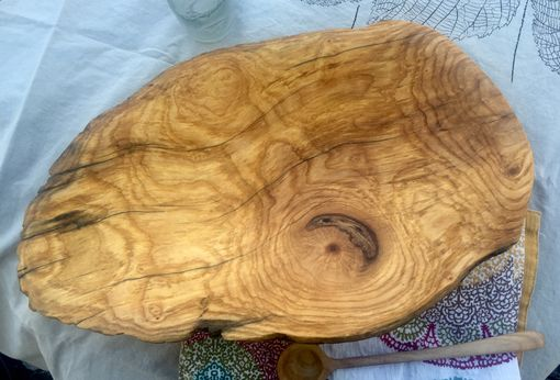 Custom Made Carved Wood Forms