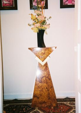 Custom Made Pedestal