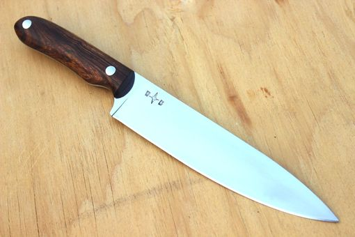 Custom Made Hand Made Chef's Knife High Carbon Stainless Sushi Cooking Custom Blade