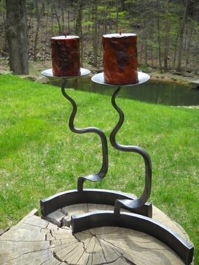 Custom Made Candle Stands