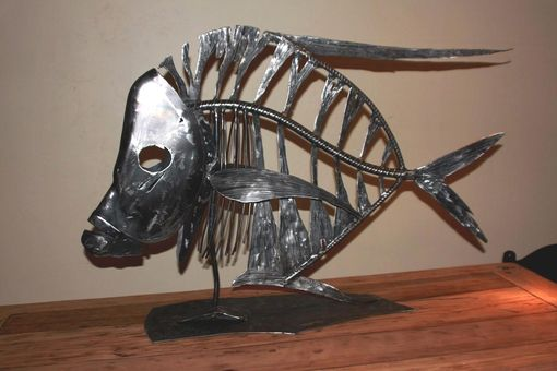 Custom Made Fish Sculpture