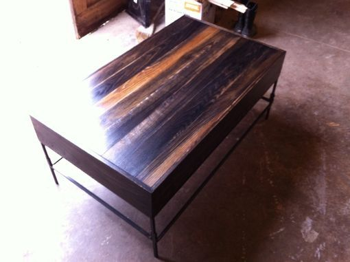 Custom Made Rustic Coffee Table Or Trunk Bases