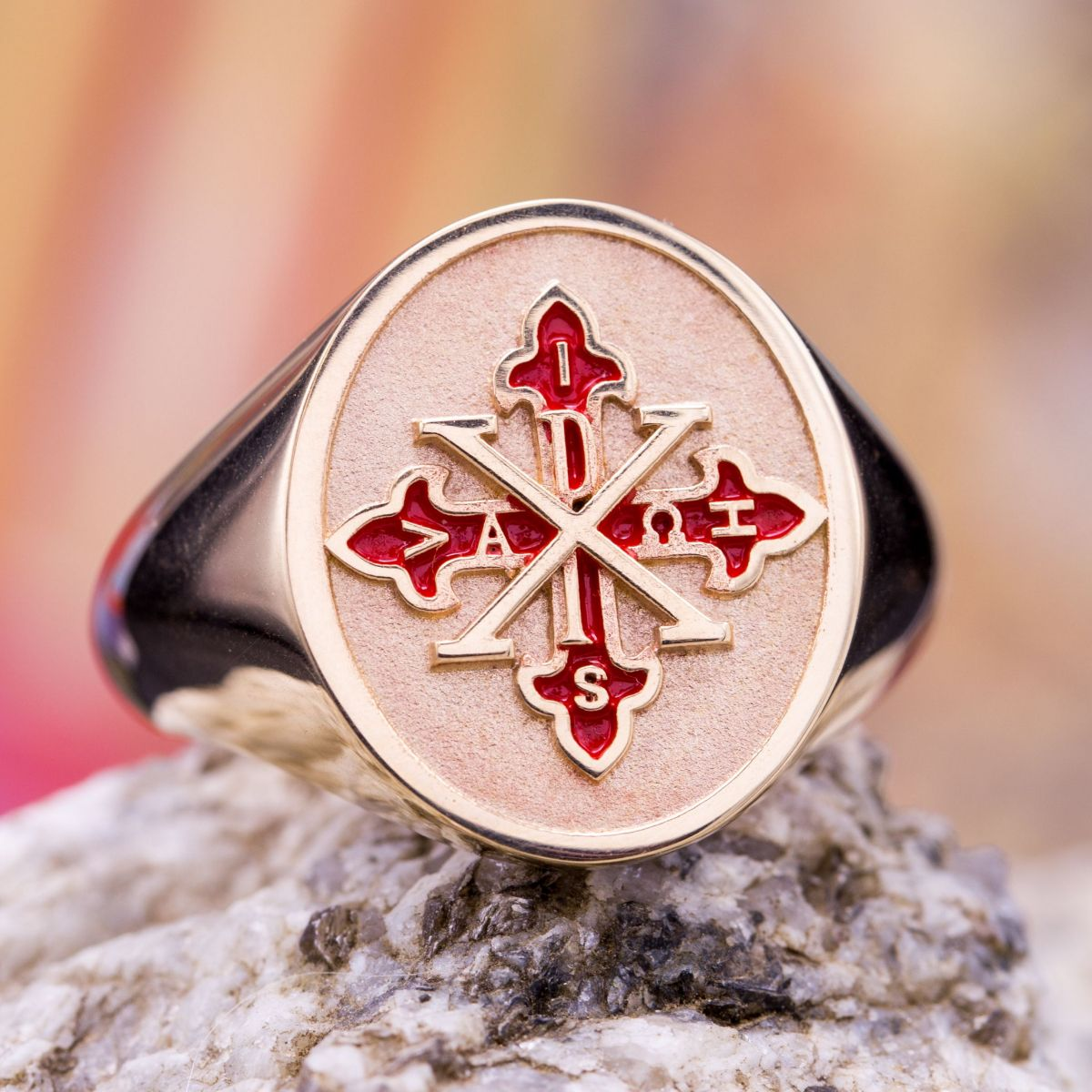 Custom Religious Rings | Design Your Own Bishop\'s Ring | CustomMade.com