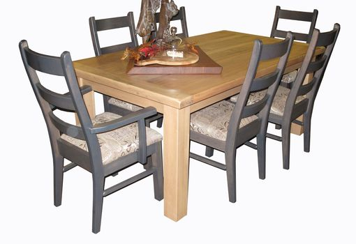 Custom Made The Harvest Dinning Set