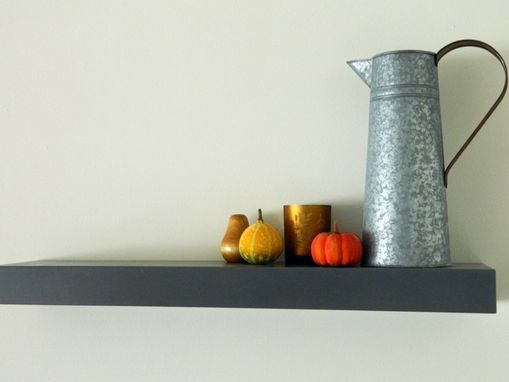 Custom Made Floating Shelf 32""