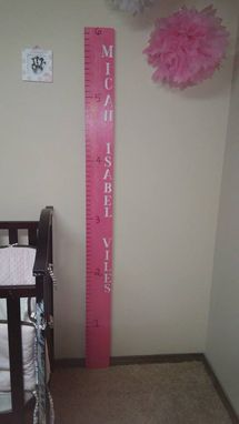 Custom Made Custom Growth Charts