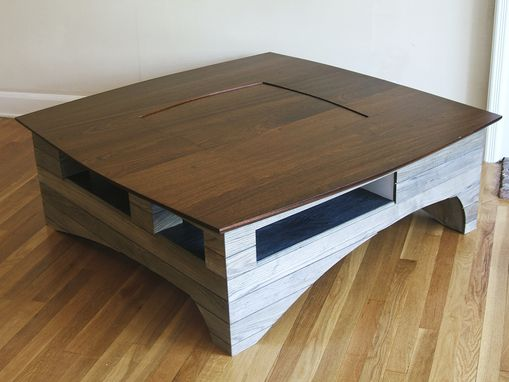 Custom Made Bridge & Tunnel Coffee Table