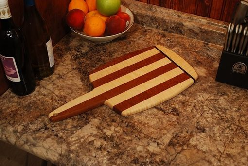 Custom Made Custom Cutting Board