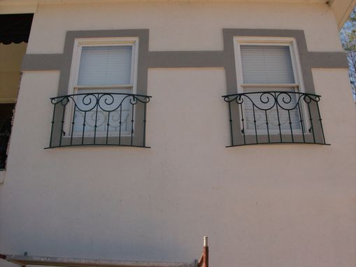 Custom Made Juliette Balcony