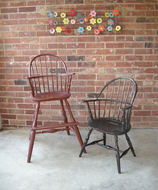 Custom Made Windsor Children's Chairs