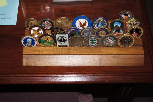 Custom Made Coin Holders