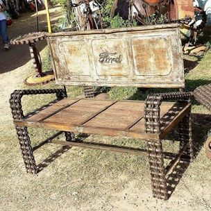 Raymond Guest Recycled Salvage Design Longview TX