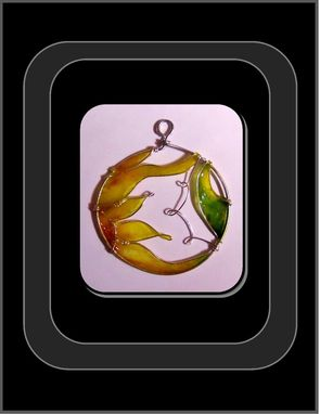 Custom Made Sunflower,Jewelry,Necklace,Pendant,Modern,Sun,Sunflower Jewelry,Sunflower,Res