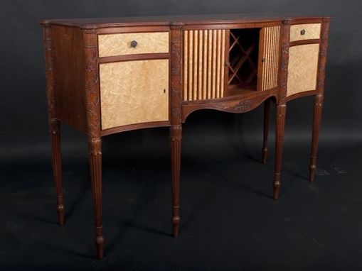 Custom Made Federal Sideboard