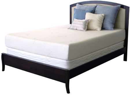 Custom Made 10-Inch Memory Foam Mattress