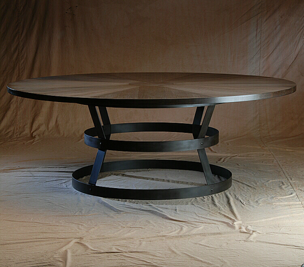 Custom Made Gothic Dining Table